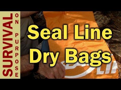 Seal Line Dry Bag - The Sea Kayak Adventure Gear