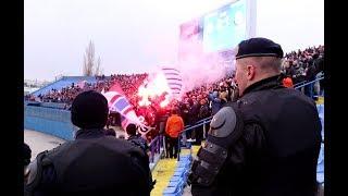 POGLEDAJTE REPORTAŽU Što interventna policija radi na derbiju Dinama i Hajduka? thumbnail
