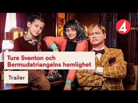 Ture Sventon Och Bermudatriangelns Hemlighet | Trailer | Premiär 21 December