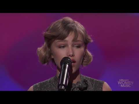 FULL VIDEO: Grace VanderWaal acceptance Speech for the Rising Star Billboard Women in Music Award