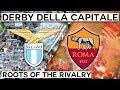 Derby della Capitale: Lazio vs Roma (Roots of the Rivalry)