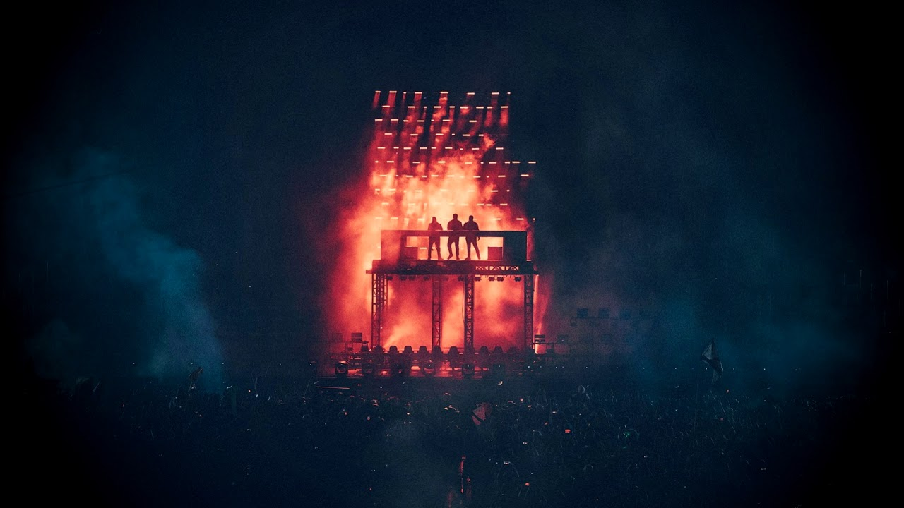 Swedish House Mafia - Underneath It All (Instrumental Remake)