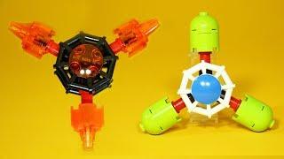 Working LEGO Fidget Spinner | DIY Fidget Spinner Part 2
