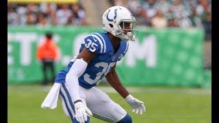 Pierre Desir 2018 Colts Highlights