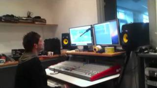 in the studio born to die mixing 20032011