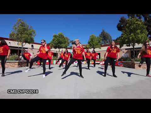 Teacher Dance Pep Rally 3.29.2018