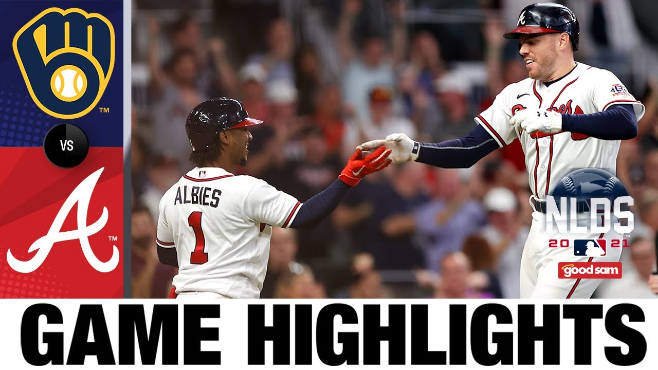 Download Brewers vs. Braves NLDS Game 4 Highlights (10/12/21)   MLB Highlights