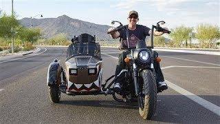 Paraplegic Veteran Gets His Wheels Back