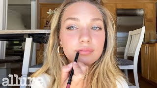 Maddie Ziegler's 10 Minute Makeup Routine | Allure