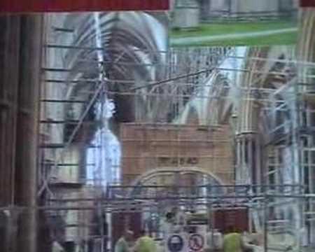 DaVinci Code at Lincoln Cathedral