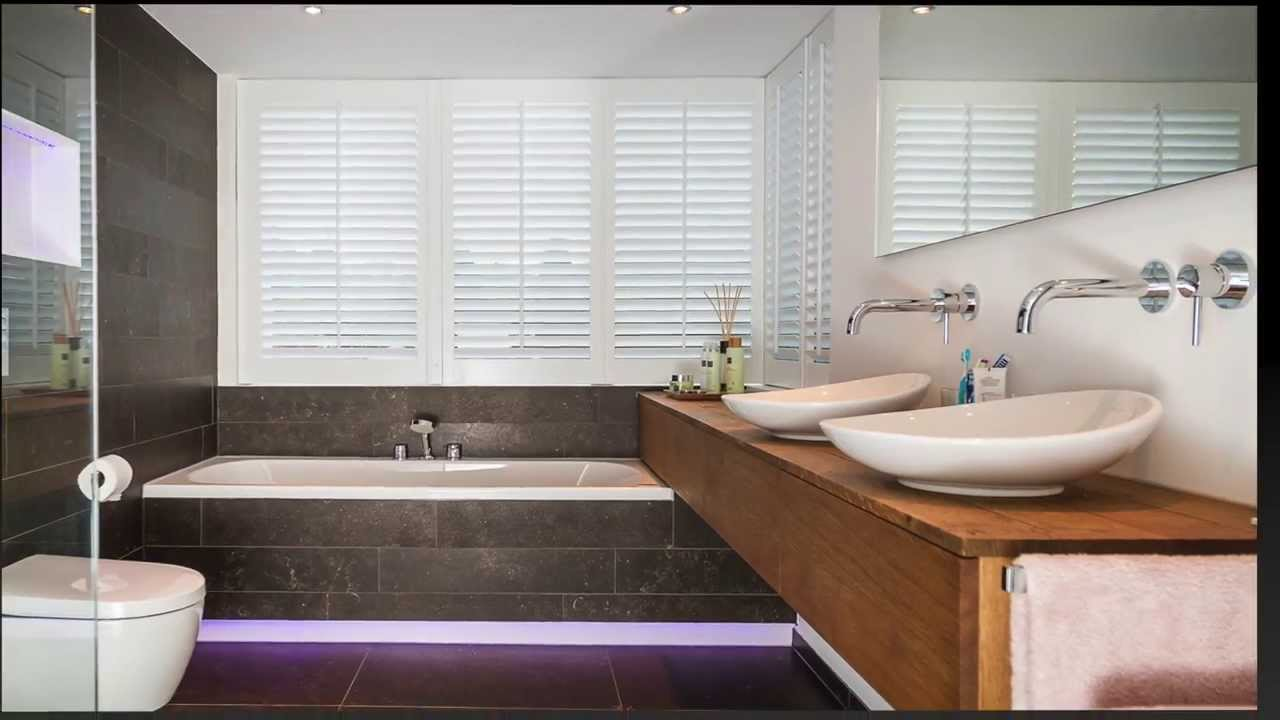 Moderne badkamers De Eerste Kamer Barneveld - YouTube