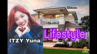 ITZY Yuna Lifestyle | Age | Height | Facts | Profile | Biography by FK creation