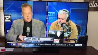Lenny Dykstra another F bomb on The Michael Kay Show 4/1/19