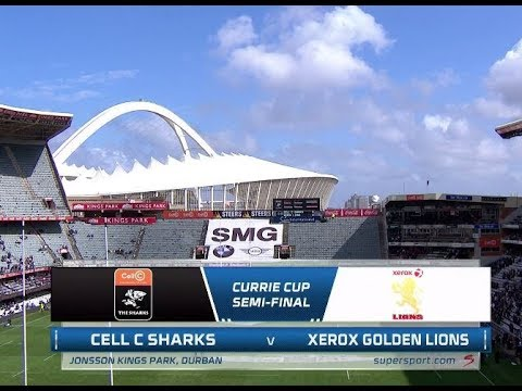 Currie Cup Semi-Final | Cell C Sharks vs Golden Lions