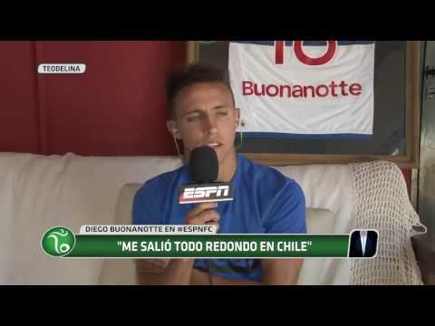 Diego Buonannotte en ESPN FC