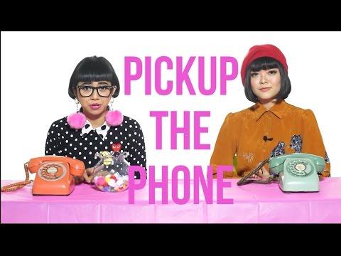 Pick up the phone with sonia eryka diana rikasari youtube