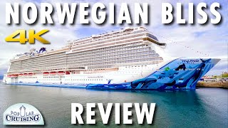 Norwegian Bliss Tour & Review ~ Norwegian Cruise Line ~ Cruise Ship Tour & Review [4K Ultra HD]