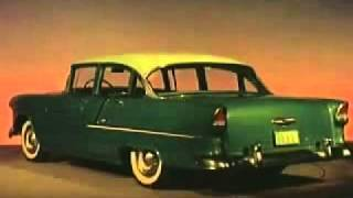 Public Domain - Chevrolet Motoramic Commercial