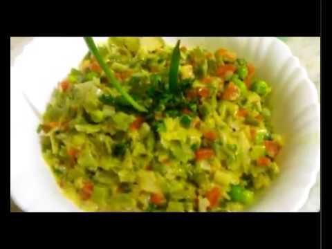 Hare Pyaz Ki Sabji | Spring Onion Recipe | RECIPE #3