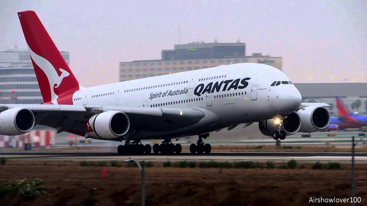 qantas a380 wallpaper hd