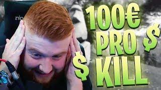 🤑💲 100€ pro KILL | WETTE gegen ZUSCHAUER | Fortnite Battle Royale