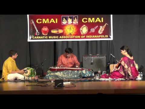 CMAI concert - Chitraveena Ravikiran