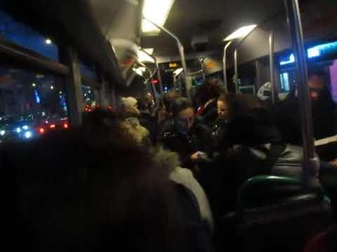 BUS 176 TOUTE LA LIGNE Agora Line (8230) De Petit Gennevilliers Pont Neuilly + Fin Assez Intéressant