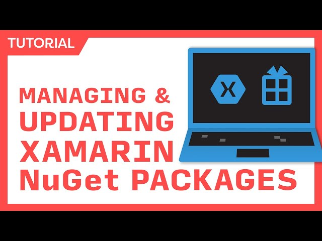 Managing & Updating Xamarin NuGet Packages Efficiently