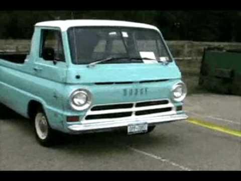 Dodge a100 pickup truck youtube dodge a100 pickup truck publicscrutiny Images