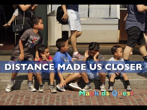 Distance made us closer ( Mini Movie )