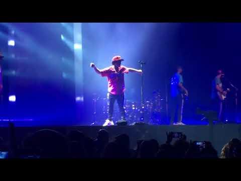 Bruno Mars Montreal August 2017