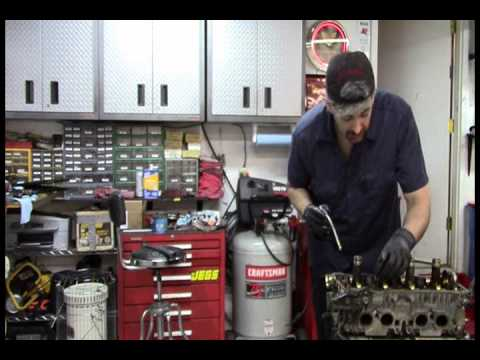 Replace a Cylinder Head Gasket Yourself and do it RIGHT! Par