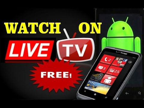 watch live indian tv on android free