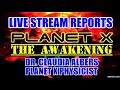 PLANET X NEWS - PHYSICIST REPORTS by Dr. Claudia Albers PhD 11-22-17