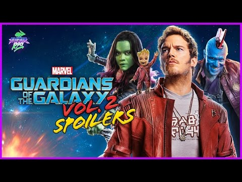 Guardians of the Galaxy Vol. 2 - Spoiler Discussion