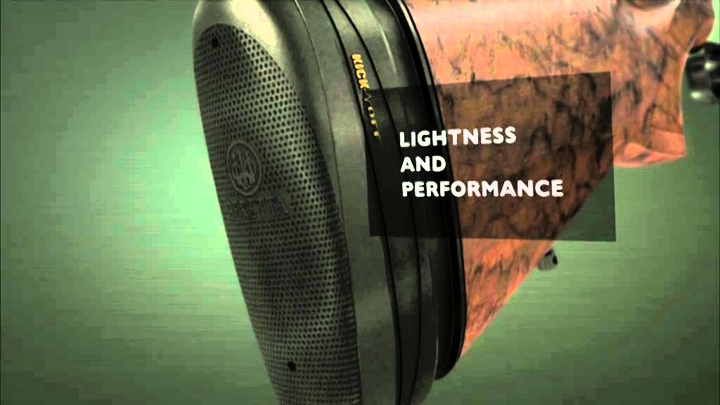 Beretta Shotgun MicroCore Field Recoil Pad