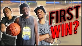 NBA 2K17 MyPark - THE QUEST FOR OUR FIRST WIN!