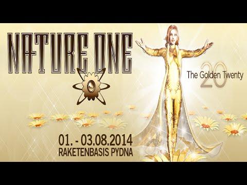 Dj Hooligan (Da Hool) Live - Nature One 2014 / Golden 20 Floor   02.08.2014