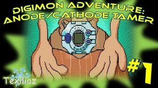 The Journey Begins! - Digimon Anode And Cathode Tamer (Part 1)