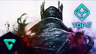 Top 5 : Reasons Bloodborne Is Better Than Dark Souls | Bloodborne Gameplay