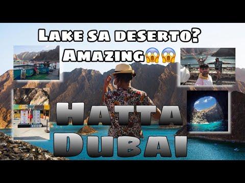 Exploring Hatta Water Dam || Dubai Tourist Destination || #ricomiel #ofwdubai #supportvisayavlogger