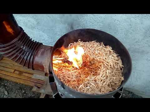 a gătit arzătorul de căldură pentru ea)