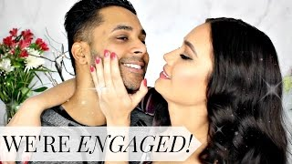 WE'RE ENGAGED! + Marriage Proposal Video