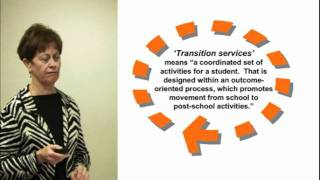 Developing the School Transition Plan and IEP Requirements