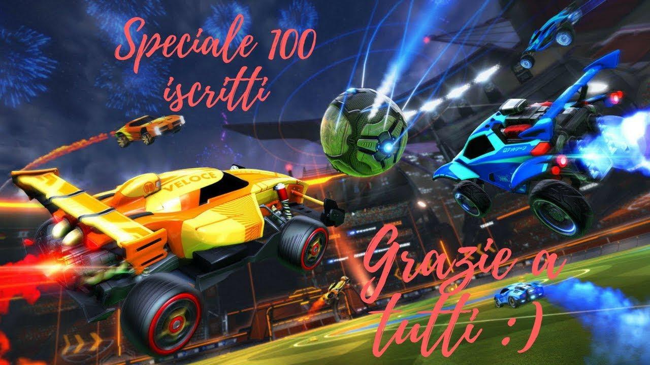Download [Speciale 100 iscritti] Rocket League PS4 Gameplay Bomberacciiiiiii :D