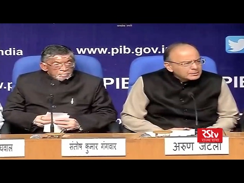 Post-Budget Press Conference of Finance Minister| Arun Jaitley