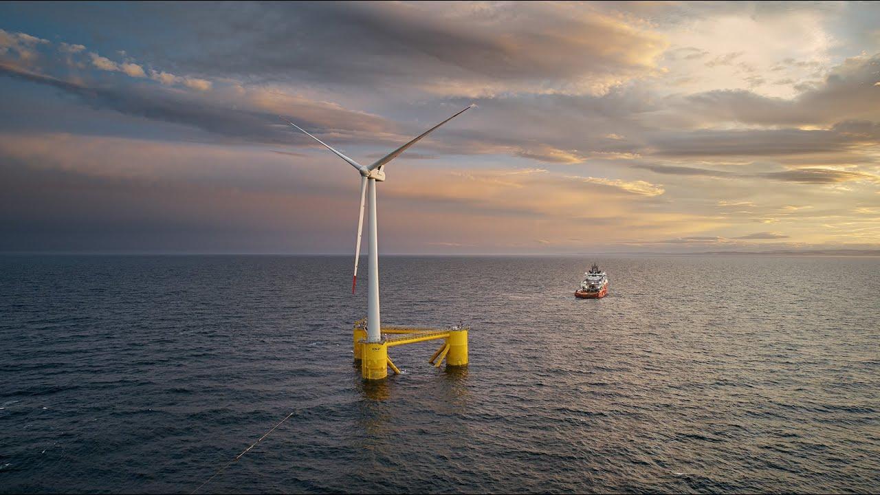 Floating Offshore Wind Turbine Installation
