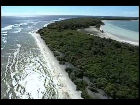 Aerial Tour of Nikumaroro