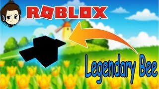 ROBLOX INDONESIA | CAN LEGENDARY BEE AND NEW BEE