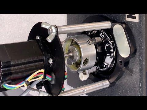 [1001] The ITL Robotic Safe Cracker! (ITL-2000)